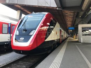 FV-Dosto Bahnhof Zürich