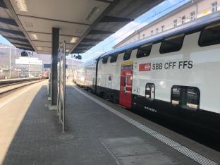 FV-Dosto Bahnhof Olten