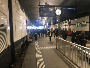 FV-Dosto im Bahnhof Bern
