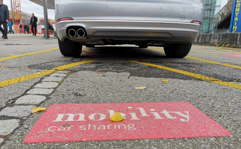 Mobility Carsharing Standort