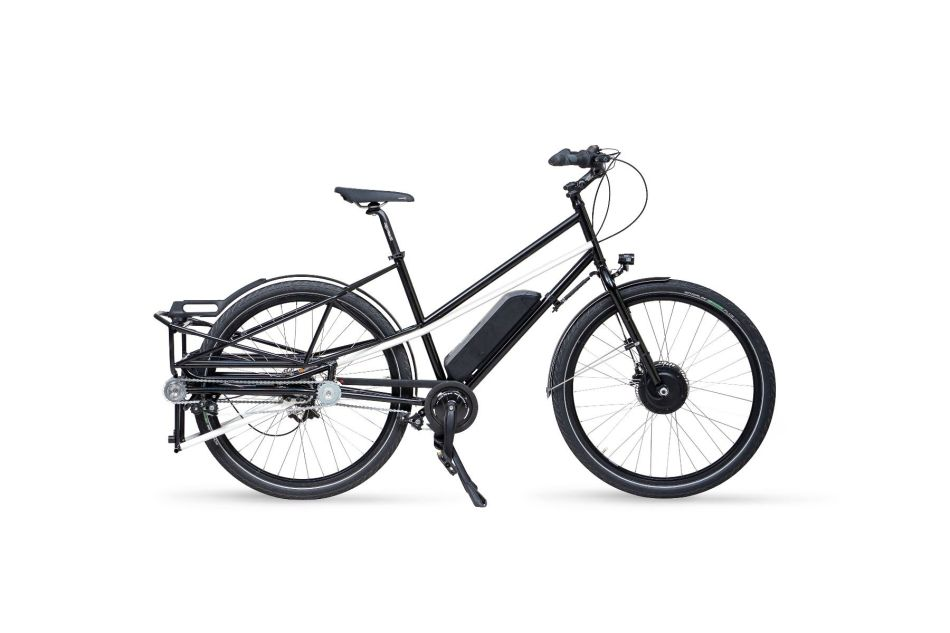"CONVERCYCLE E-BIKE ""ELECTRIC"""