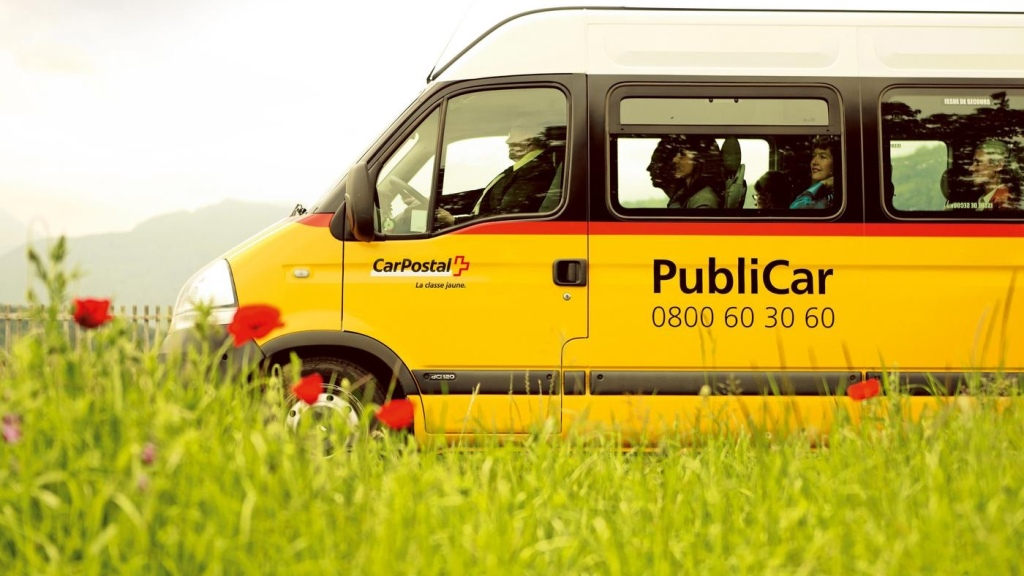 PubliCar Postauto